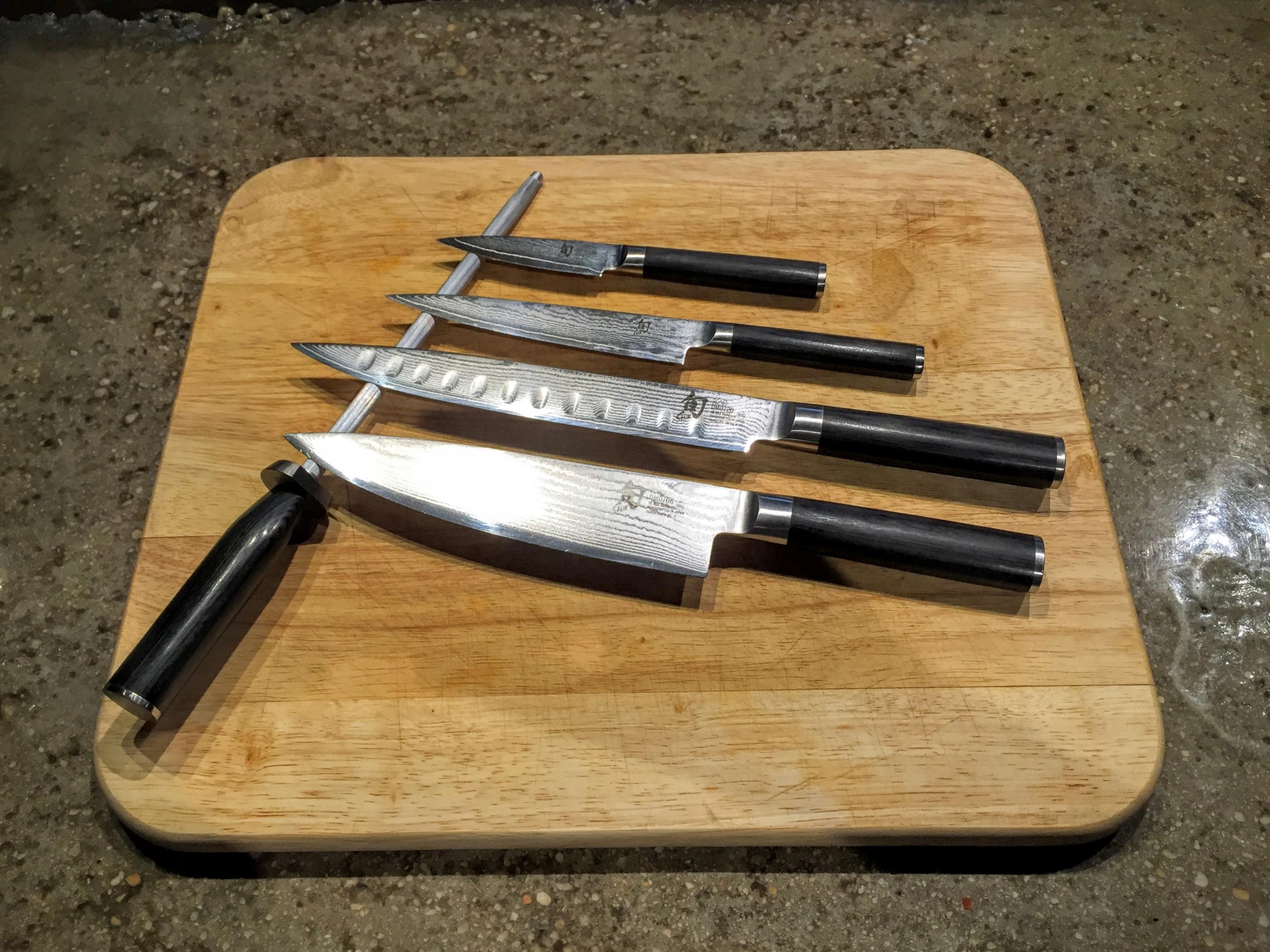 Kai Shun Classic Knives