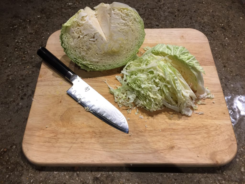 Shred The Cabbage