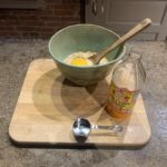 Eggs and Vinegar